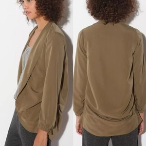 Sparkle & Fade Open Blazer Cardigan